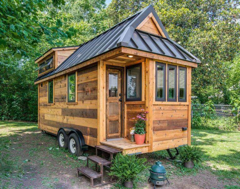 Tiny Home Vs Container Home