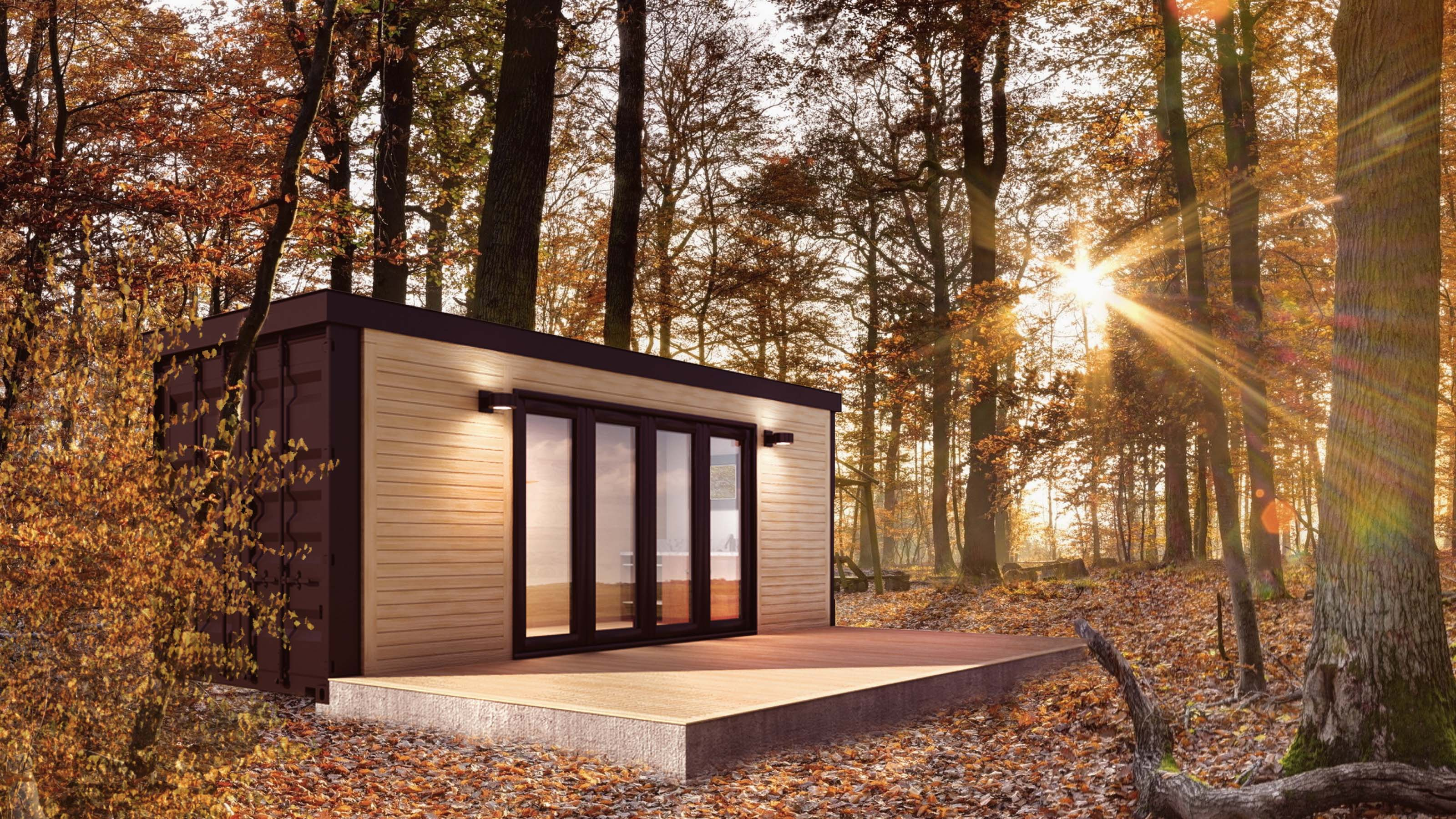 Dwell Shipping Container Homes An Easy Living Solution